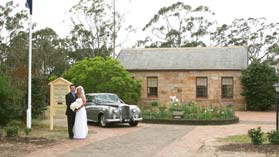 An Ebenezer Church wedding